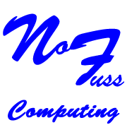 No Fuss Computing Logo